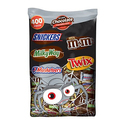 126.3 oz Mars Chocolate Favorites Halloween Candy  Mix