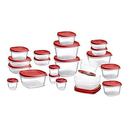 Rubbermaid Easy Find Lid Food Storage Set 42-Piece