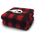 Biddeford MicroPlush Heated Throw