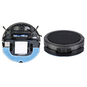 Cover All-in-One Robotic Vacuum with Optional Air Purifier