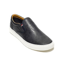 Tommy Hilfiger Men's Leather Slip-on Sneakers