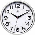 Infinity Instruments Metro Resin Analog Wall Clock