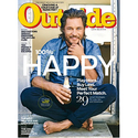 1 Year Subscription to Outside Magazine