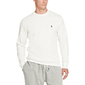 Ralph Lauren Waffle Knit Crew Neck Thermal