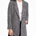 Marled Everyday Coat