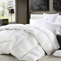 1200 Thread Count FULL / QUEEN Size Siberian Goose Down Comforter