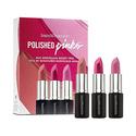 bareMinerals Polished Pinks Lipsticks Set