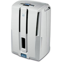 50-Pint Dehumidifier with Patented Pump