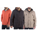 London Fog Men's 3-in-1 Hooded Anorak Jacket
