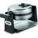Waring Pro WMK200 Belgian Waffle Maker, Stainless Steel/Black