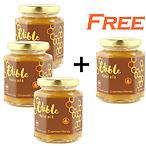WOHO 纯天然原味蜂蜜
