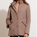 Lauren Ralph Lauren Diamond-Quilted Jacket
