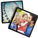 4X4 Personalized Photo Magnet