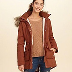 Hollister Heritage Sherpa
