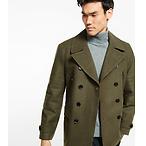 森林系男装外套