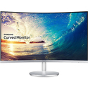 """Samsung CF591 Series 27"""" LED Curved Monitor"""