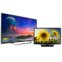 Target: Up to 50% OFF Select TVs