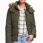 Frost Free Hooded Jacket