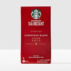 VIA Instant Christmas Blend