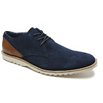 蓝色休闲鞋
