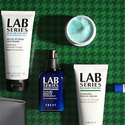 Lab Series: Free 6-Pc Gift or Full-Size Face Wash with $50+ Purchase