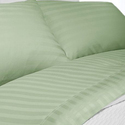 Elle Bamboo Super Soft 300-Thread-Count Striped Sheet Set