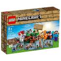 LEGO Minecraft Creative Adventures Crafting Box
