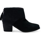 女款羊毛踝靴