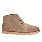 女款浅棕色踝靴