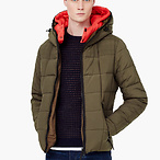 Detachable Hood Coat