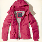 Girl's All Weather Jacket