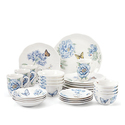 Lenox Butterfly Meadow Blue 28-piece Dinnerware Set