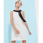 Collar Tunic Dress