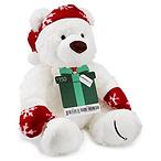 买礼卡送小熊