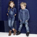 The Childrens Place: All Basic Denim $6.99