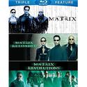 The Matrix/TheMatrix Reloaded/TheMatrix Revolutions Set