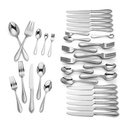 Whitley 74-piece Flatware Set by Reed & Barton