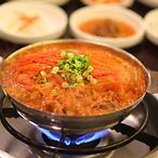 纽约Muk Eun Ji 韩国泡菜火锅
