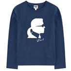 Karl Lagerfeld 长袖T恤