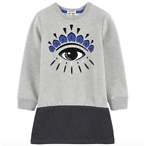 Kenzo Eye Dress