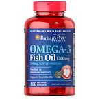 Omega-3 Fish Oil 1200 mg *6