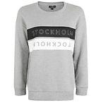 Stockholm Motif Sweatshirt