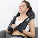 Naipo Cordless Neck and Shoulder Massager with Shiatsu Kneading Massage