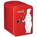 Coca-Cola 单人用小型冰箱