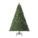 Trim A Home 6.5英尺带彩灯人造圣诞树(松树)