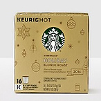 Holiday Blonde Roast K-Cup Pods