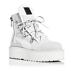 Platform Sneaker Boots