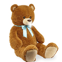 Toys R Us Animal Alley 42 inch Stuffed Bear with Bow