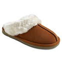 Mossimo Supply Co. Women's Chandra Suede Clog Slippers