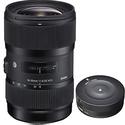 Sigma AF 18-35mm f/1.8 DC HSM Lens